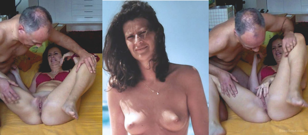 Porn actress Moana Miller before and after, dressed and undressed
