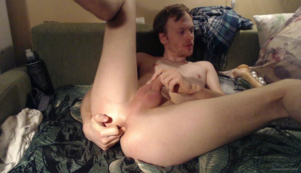 LanaTuls in ASS PLAY webcam show - PART 1