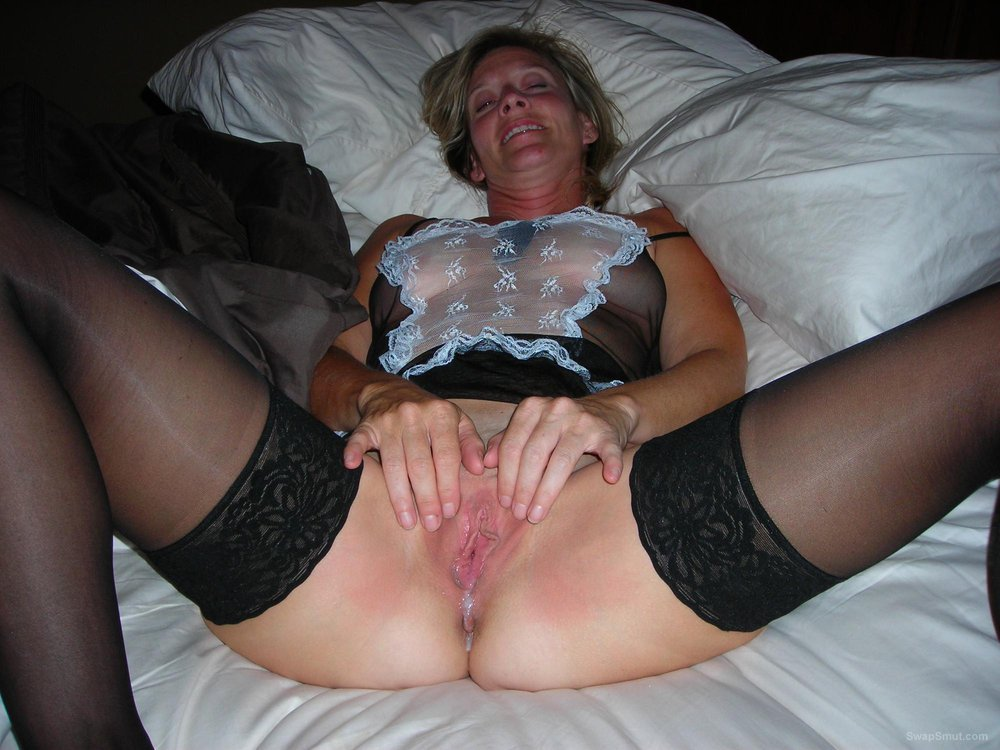 French wife creampie