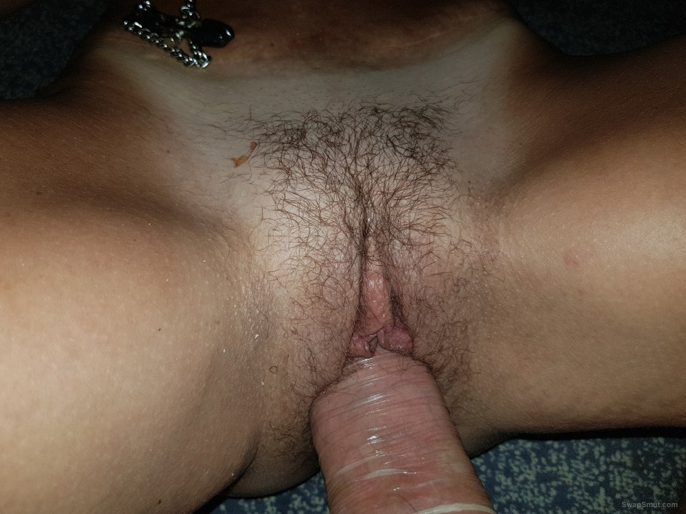 Wife and me playing with her pussy she gets so horny