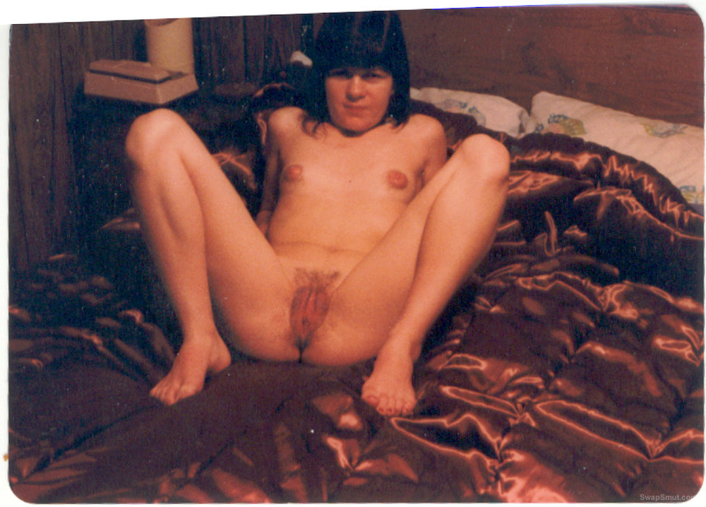 HERE ARE A FEW VINTAGE HOTTIE PICKS OF MY WIFE
