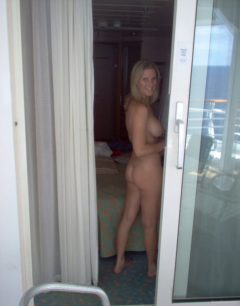 swingers Milf amateur cruise ship