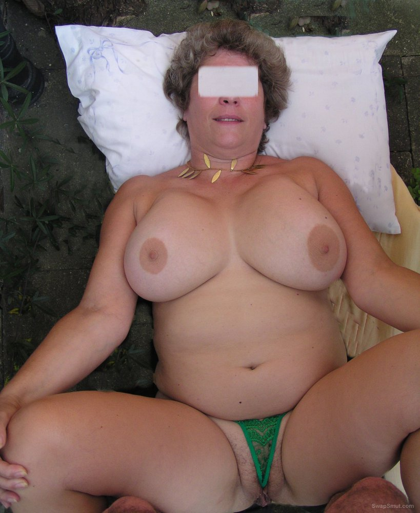 mother in laws tits