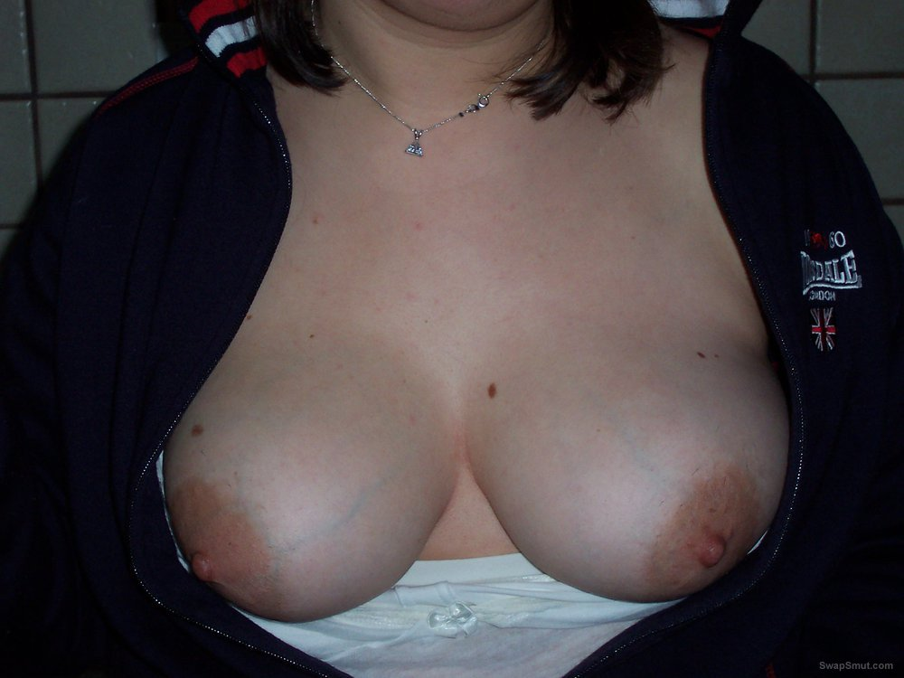 my hot wife tits out and masturbating pussy