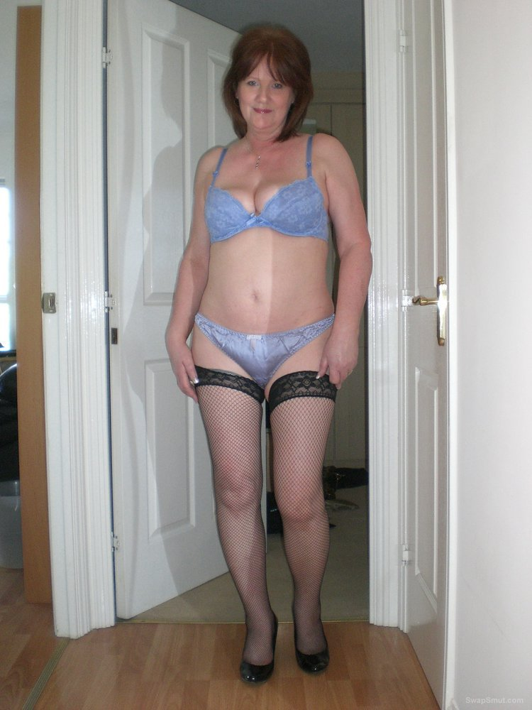 Cock and pussy old milf