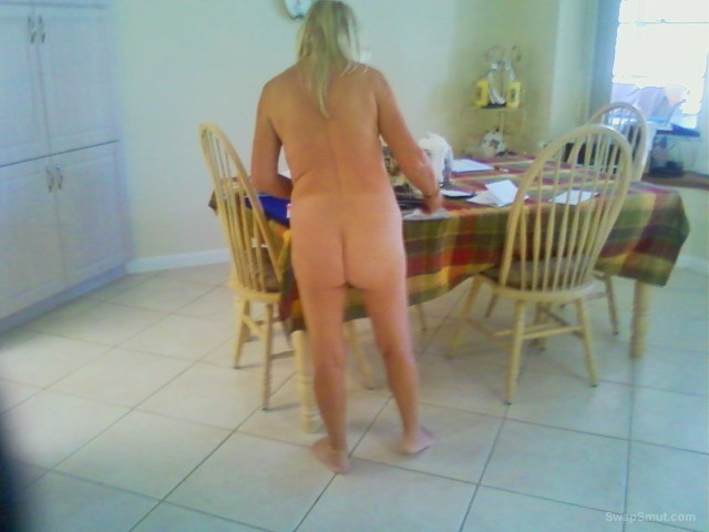 Naked Housework