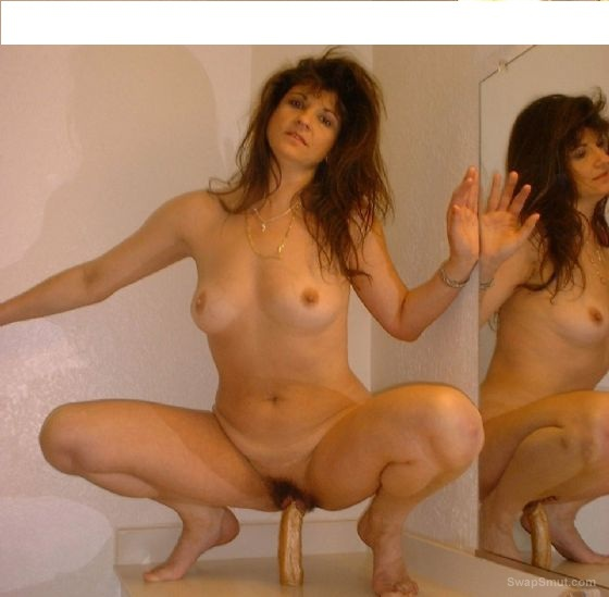 true exhibitionist biwife with an insatiable desire for both sexes