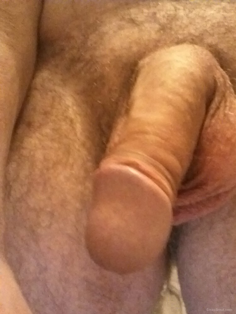 My cock. Fancy a go? Let me know if you do