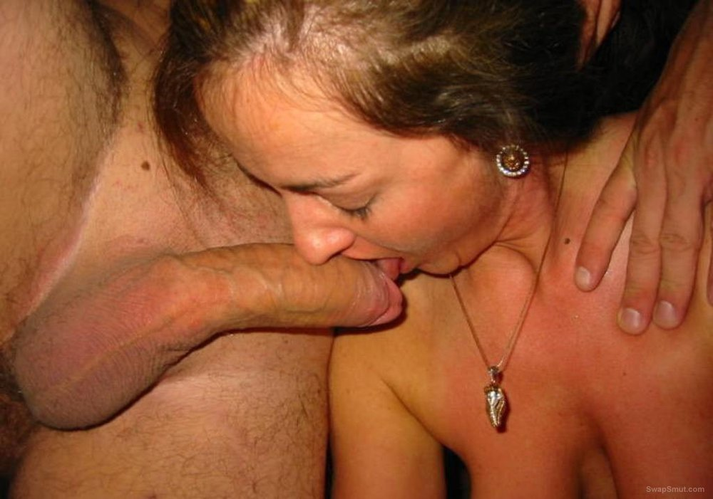 A few taking at a swingers party