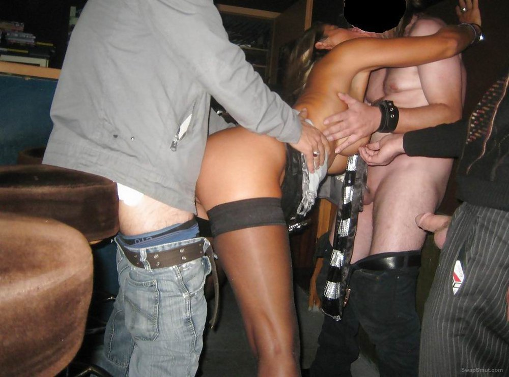 Stripper fucked at bachelor party