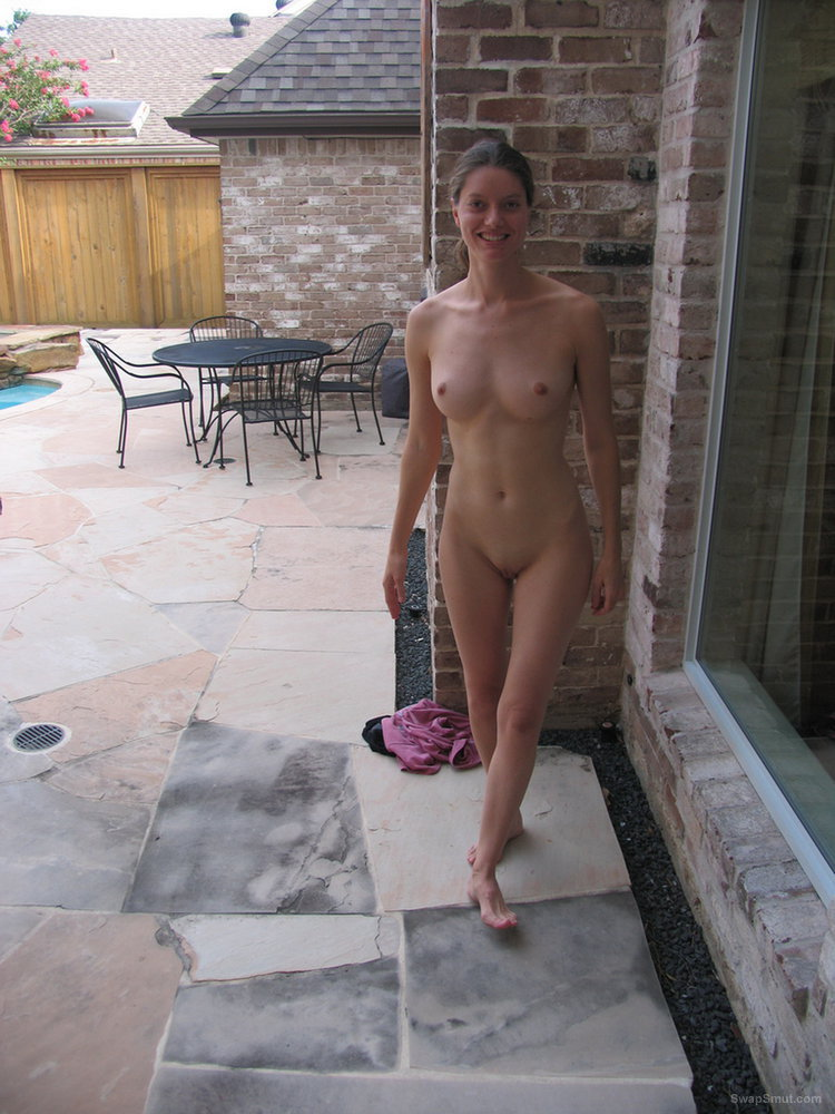 Amateur pool nude Naked