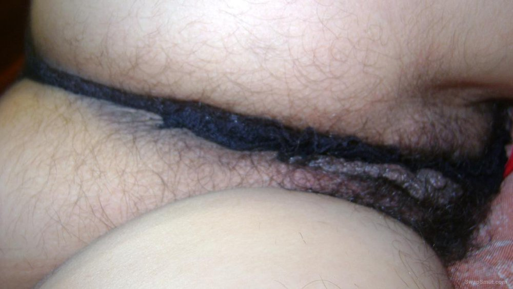 My hairy wife would like to know what they do when they see their photos