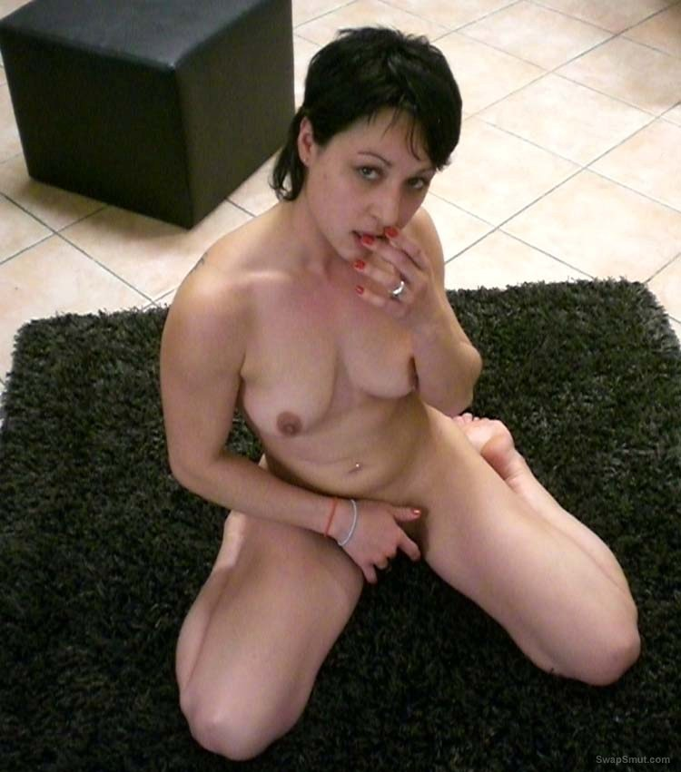 A hot and sexy swinger wife NINA at it again