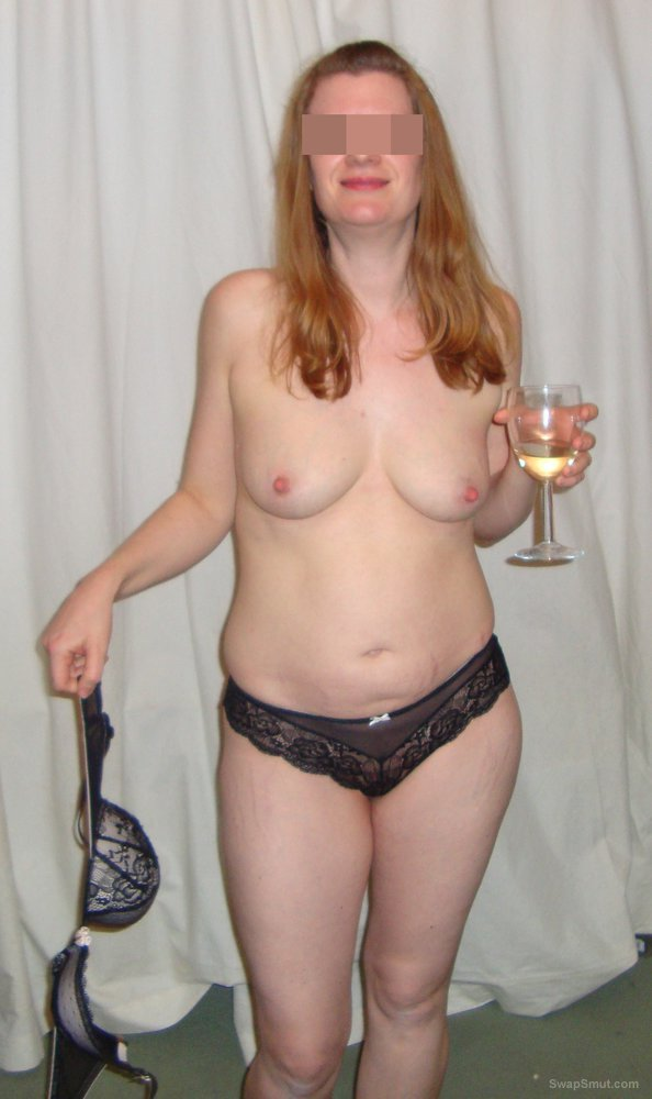 More of the wife, less lingerie this time
