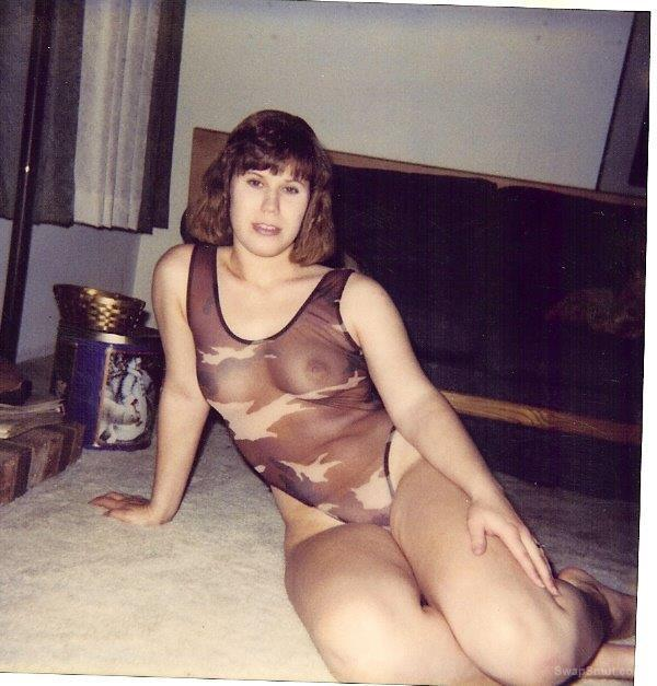 Debbie in the past showing you her goods again, these were from 1990's