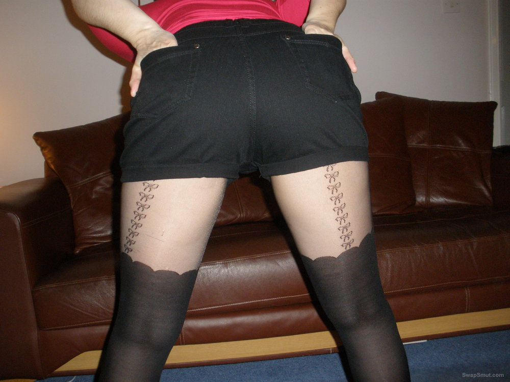 pantyhose My wife
