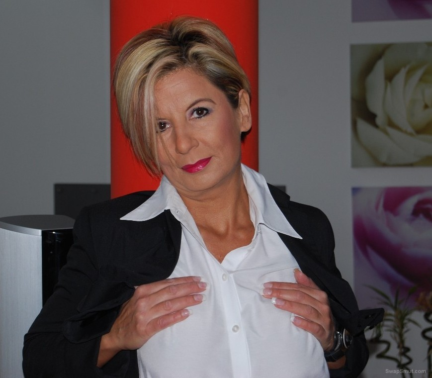 Rich french milf join told