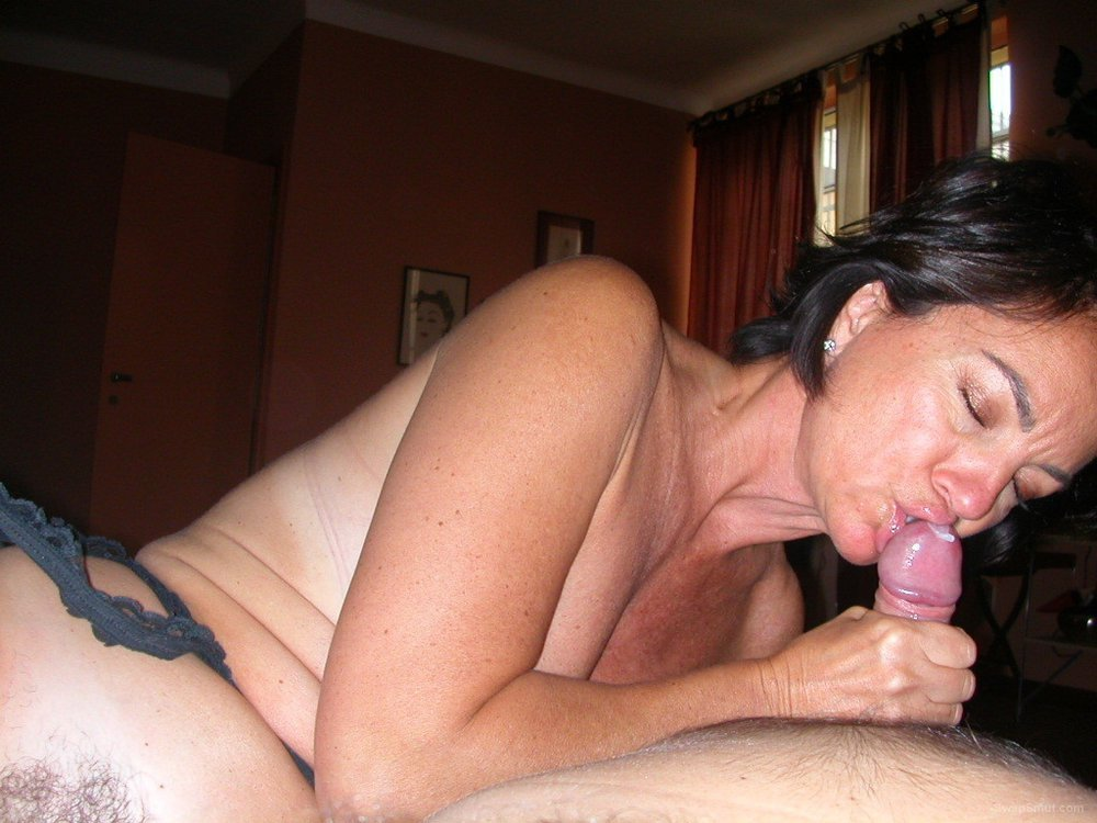 image Cuckold breeding with anon loads
