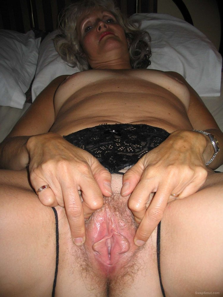 Granny kim swallows some big meat 9