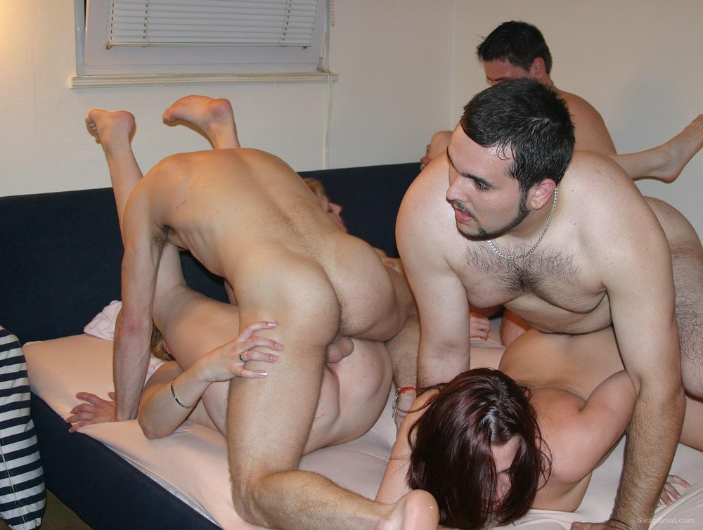 Washington dc swingers interracial gangbang 10
