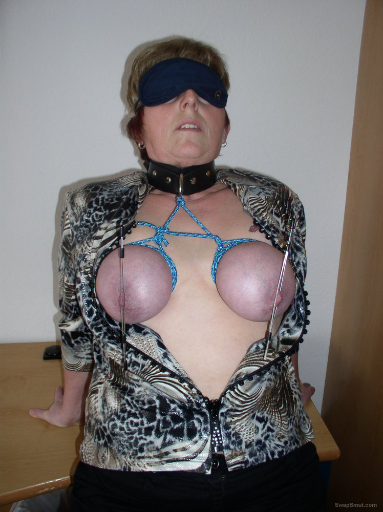 Best mature slut and slave in session No 6