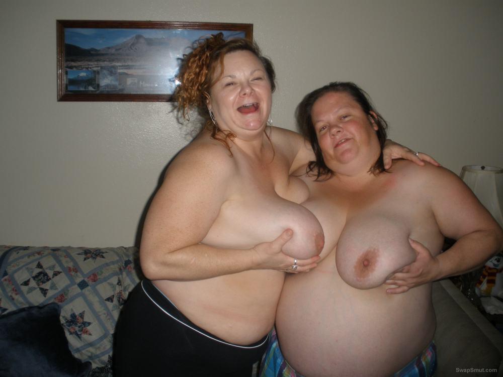 Bbw wife & her friend