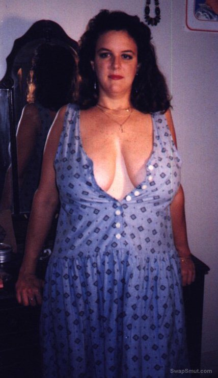 This sweet wife has a set of breasts any body could love