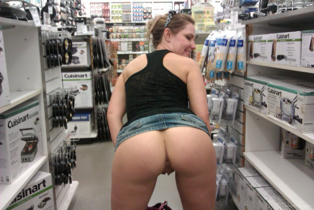 Flashing wife exposing herself in public places