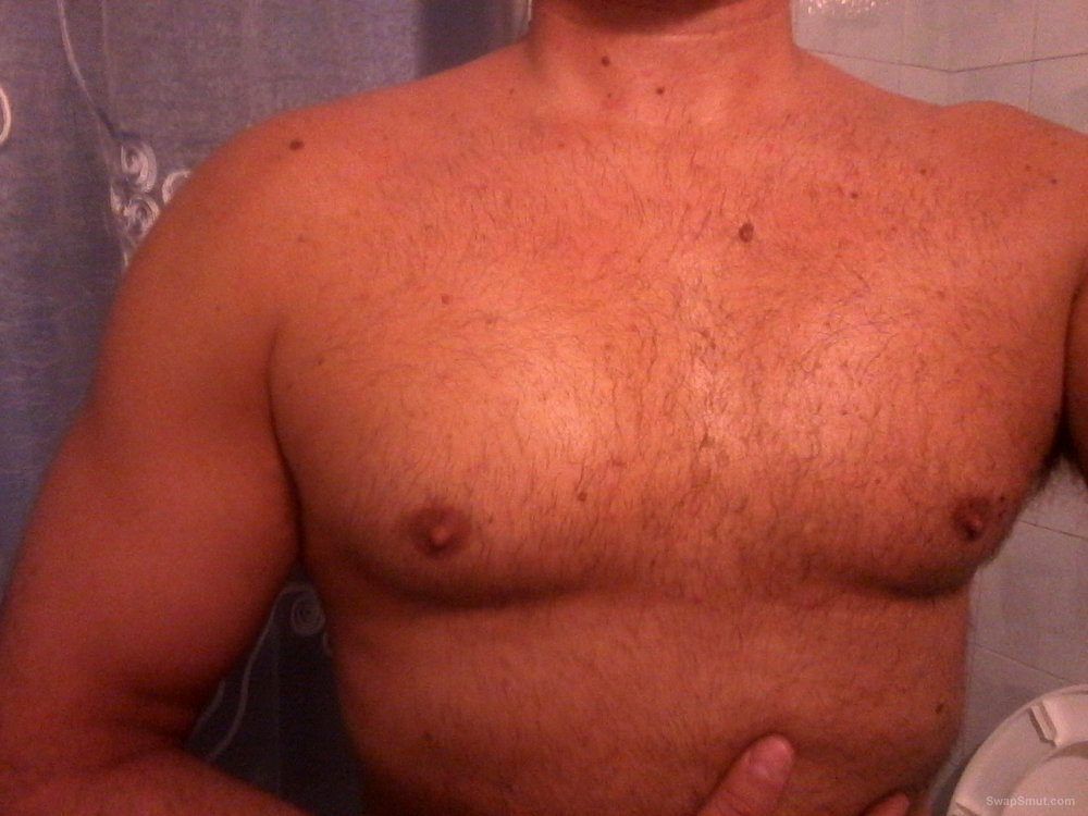 My natural body and big cock and muscled - sexy boy fuck you