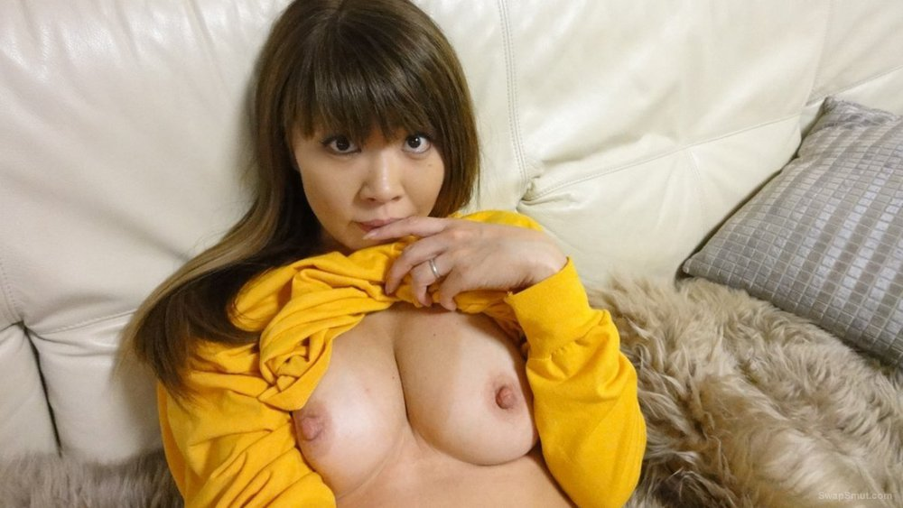 Japanese Big Tits for you to suck fuck fun cum on me