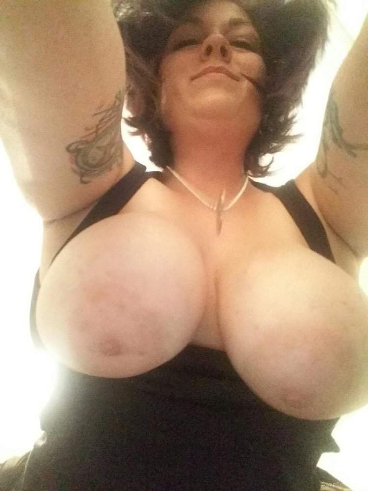 My sexy wifes huge tits gallery