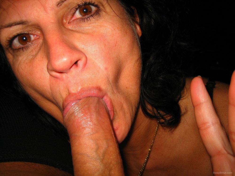 Sabrina loves to blow