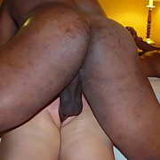 SLUT SHELBY black cock interracial sex orgy double penetration