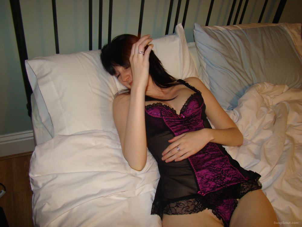 Wife's shy friend sexy lingerie I think she needs cock don't you