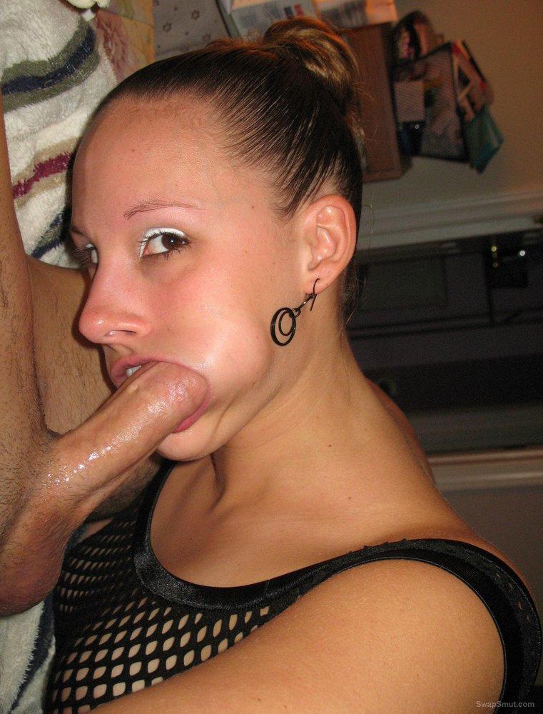 Cumshot facial for wet pussy amateur