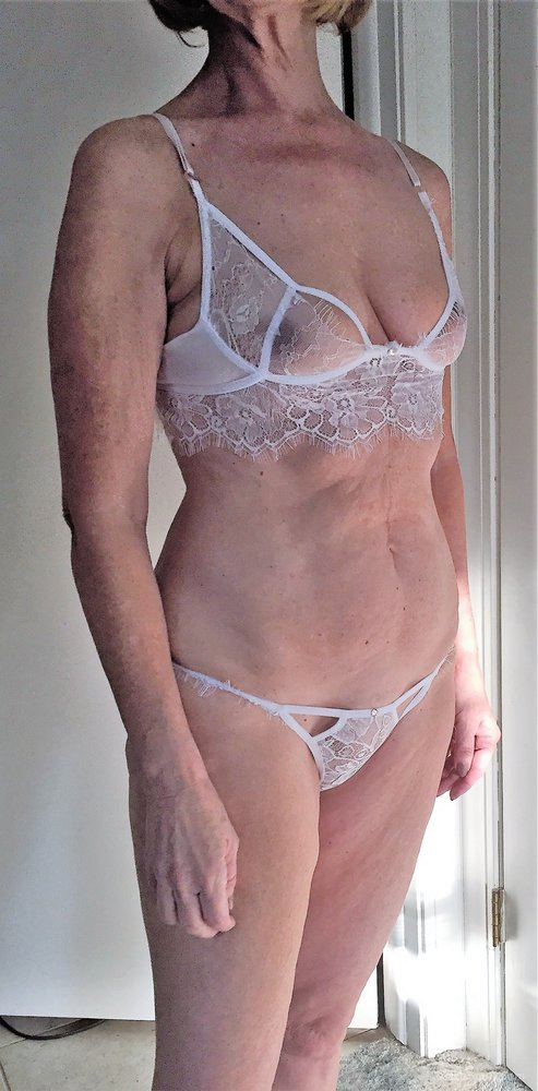 My Milf Wife Modeling lingerie for your enjoyment