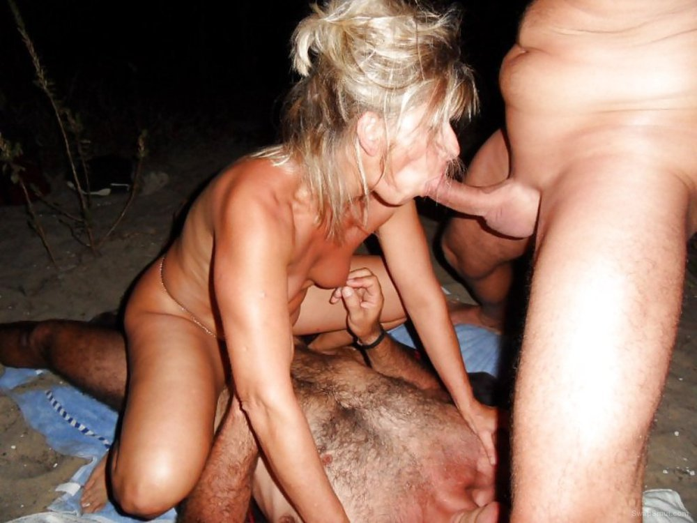 Mature amateur swinger gangbang advise