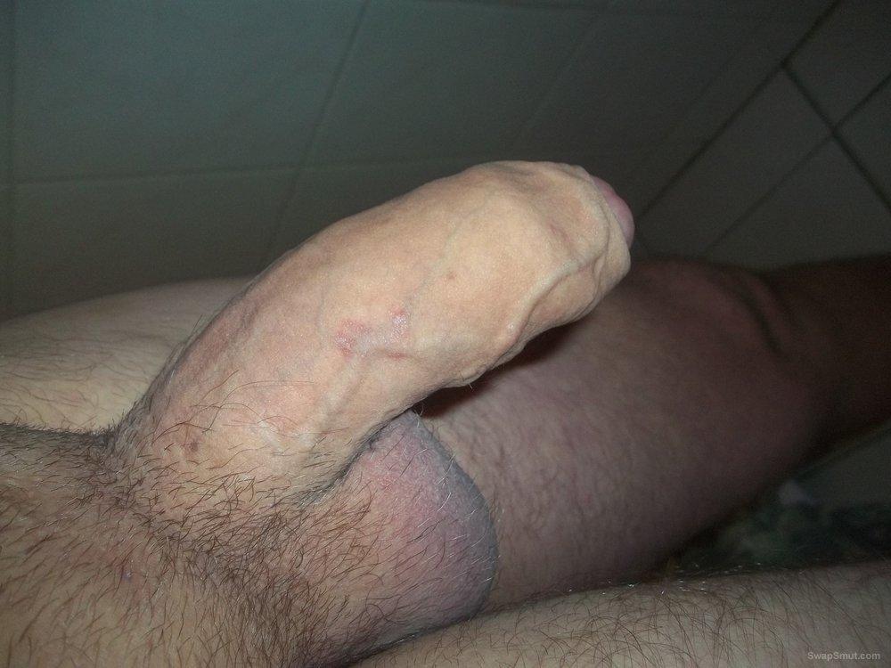 Feeling My Aroused Cock