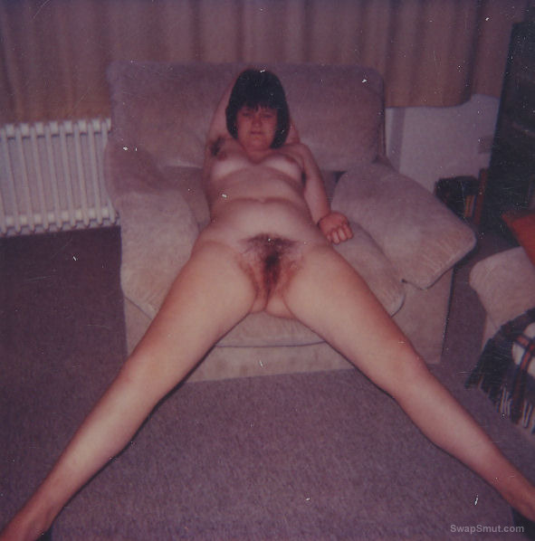 Hot hairy wife