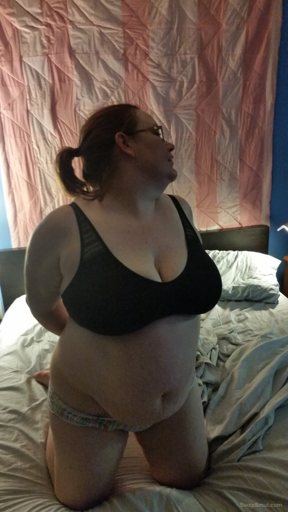 My Wife's Big Tits and FAt Ass