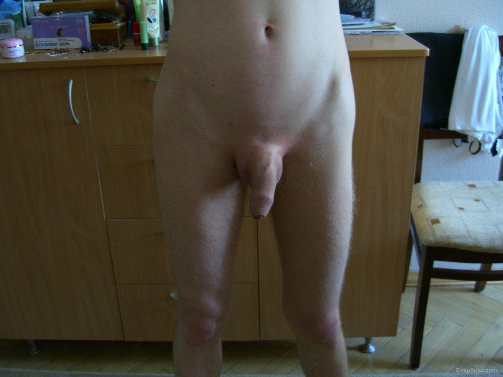 Jumping on huge dildo