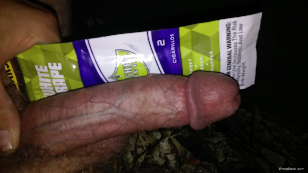 Stroking my husband's 9 inch fat dick, be jealous girls