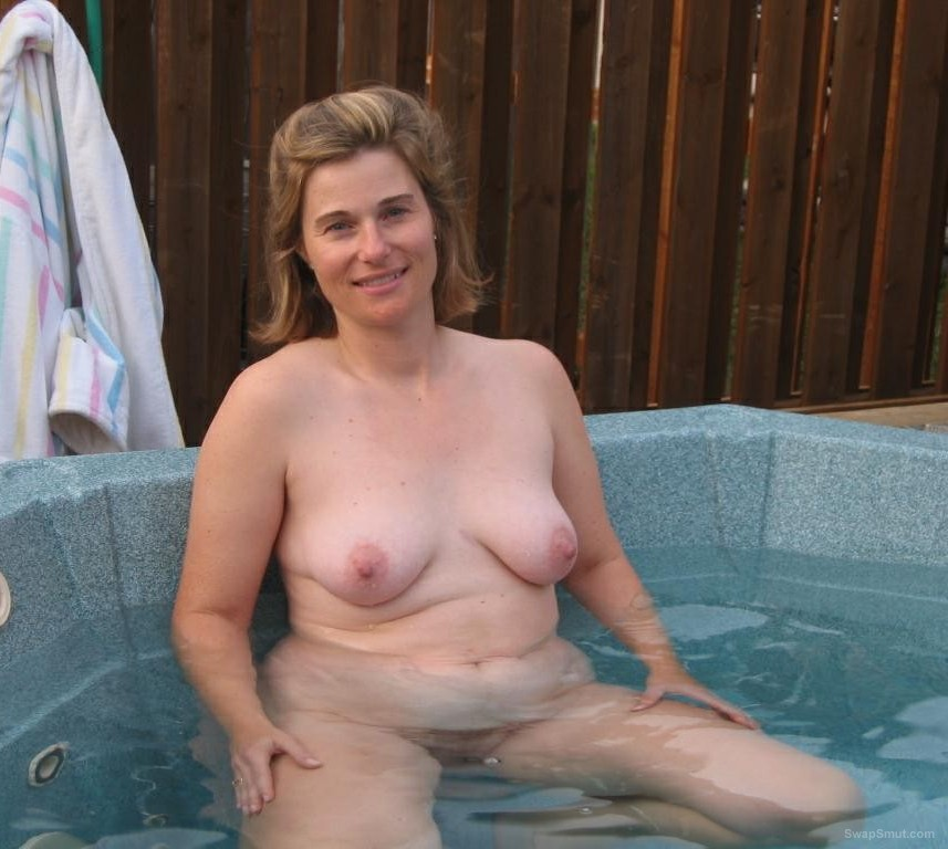 Hot tub milfs