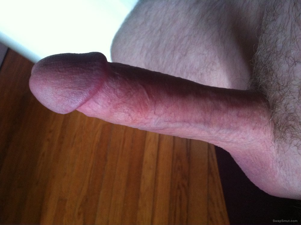 Pics of my rock hard cock just for you with precum oozing