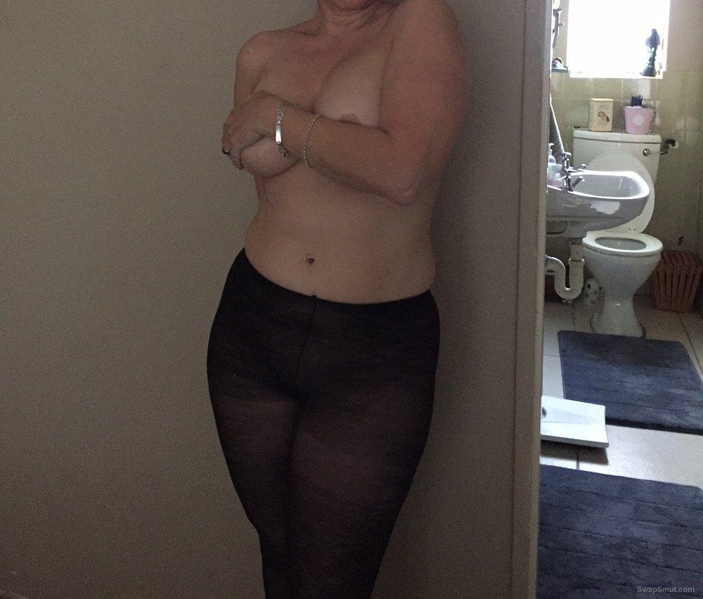 She got some new lingerie AGAIN