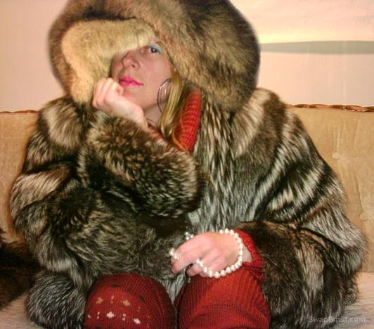 coat Milf fur