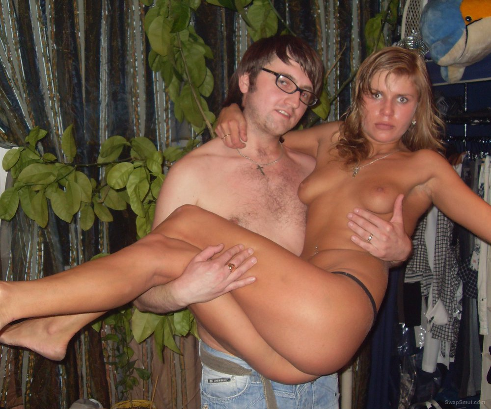 Just some sexy young swinging friends having fun at home