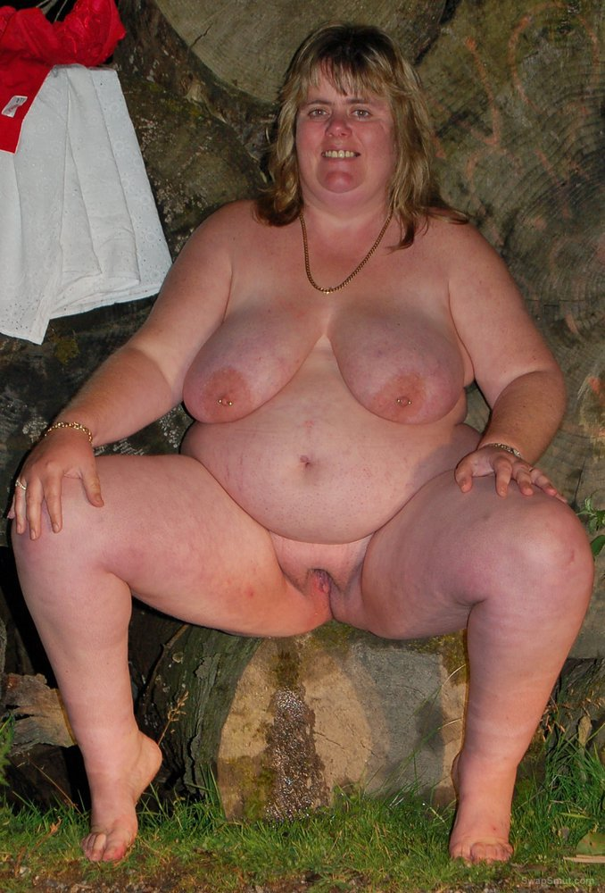 Lisa, a friends BBW wife models for me 3