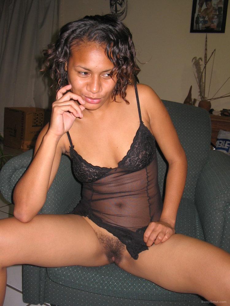 Girls little naked hairy black