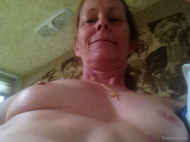 Self pics I snapped for Hubby showing myself naked